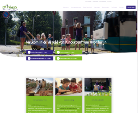kinderopvang website laten maken